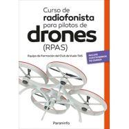 CURSO DE RADIOFONISTA PARA PILOTOS DE DRONES RPAS