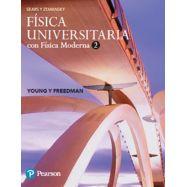 FíSICA UNIVERSITARIA CON FíSICA MODERNA 2 - 14ª Edición