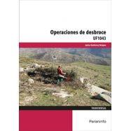 UF1043 - OPERACIONES DE DESBROCE