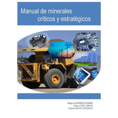 MANUAL DE MINERALES CRÍTICOS Y ESTRATÉGICOS