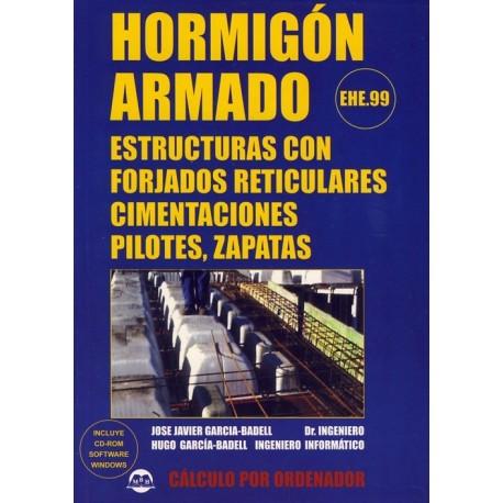 Libro hormigon armado estructuras con forjados - Precios de estructuras de hormigon ...