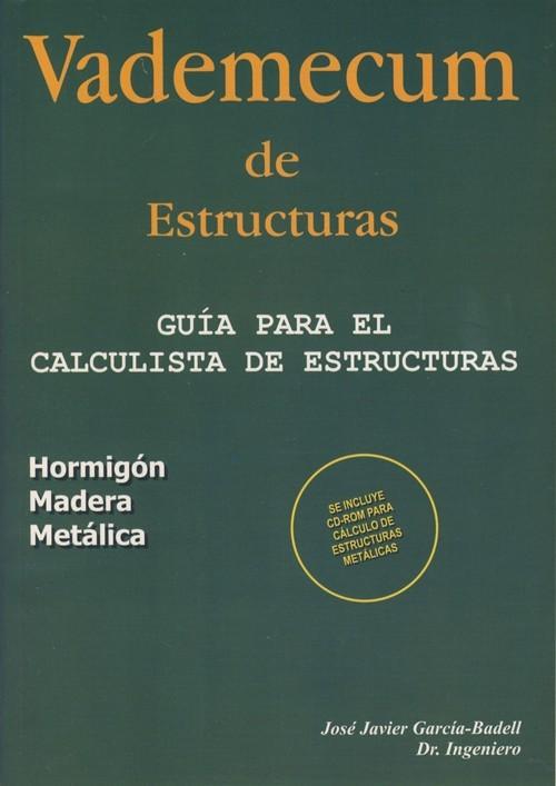 Libro VADEMECUM DE ESTRUCTURAS. Guía del Calculista de Esrtructuras ...