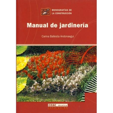 Libro manual de jardineria 37 libros t cnicos online Jardineria online