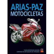 ARIAS-PAZ. MOTOCICLETAS. Incluye CD-Rom con más de 500 imágenes