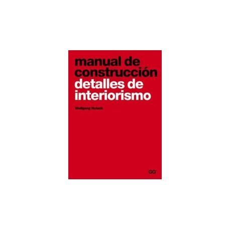Libro manual de construccion detalles de interiorismo - Libros interiorismo ...
