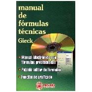 MANUAL DE FORMULAS TECNICAS + CD