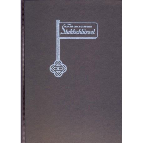 LA LLAVE DEL ACERO - Versión papel en Alemán, Francés e Inglés (edición 2013)