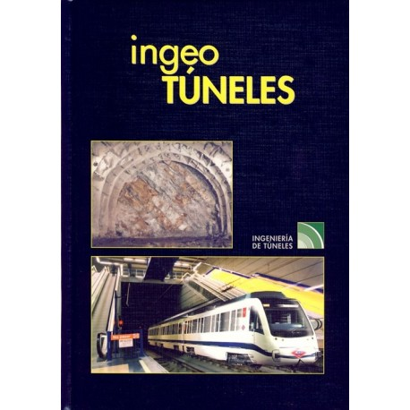 INGEO TUNELES - Volumen 5 (Incluye CD)