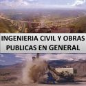 Ingenieria Civil y Obras Públicas en General