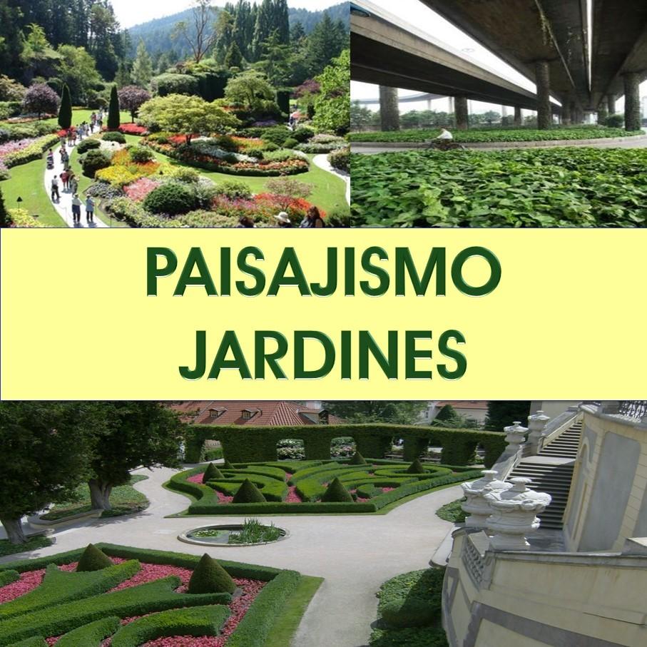 Paisajismo - Jardines