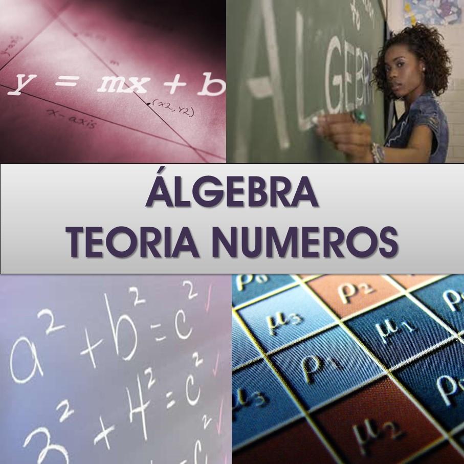 Algebra. Teoría de los números