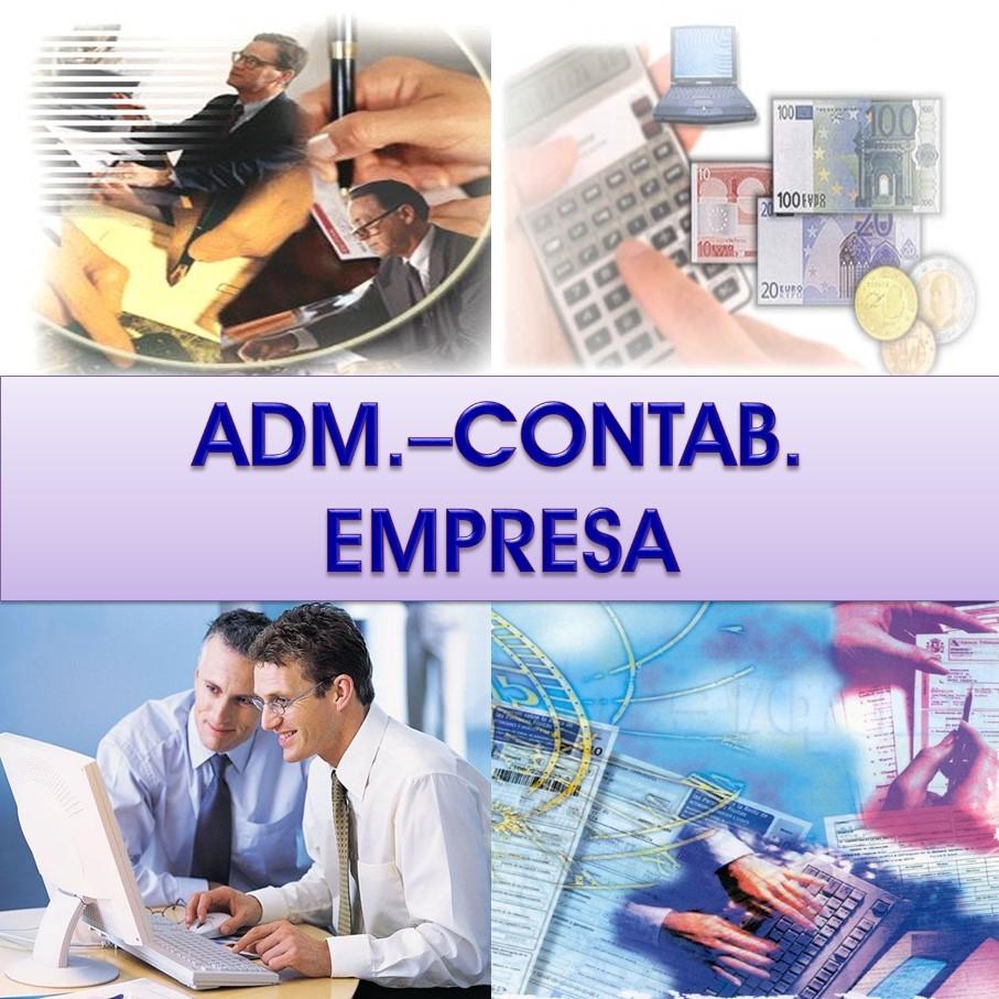Administrativo - Empresa - Contabilidad