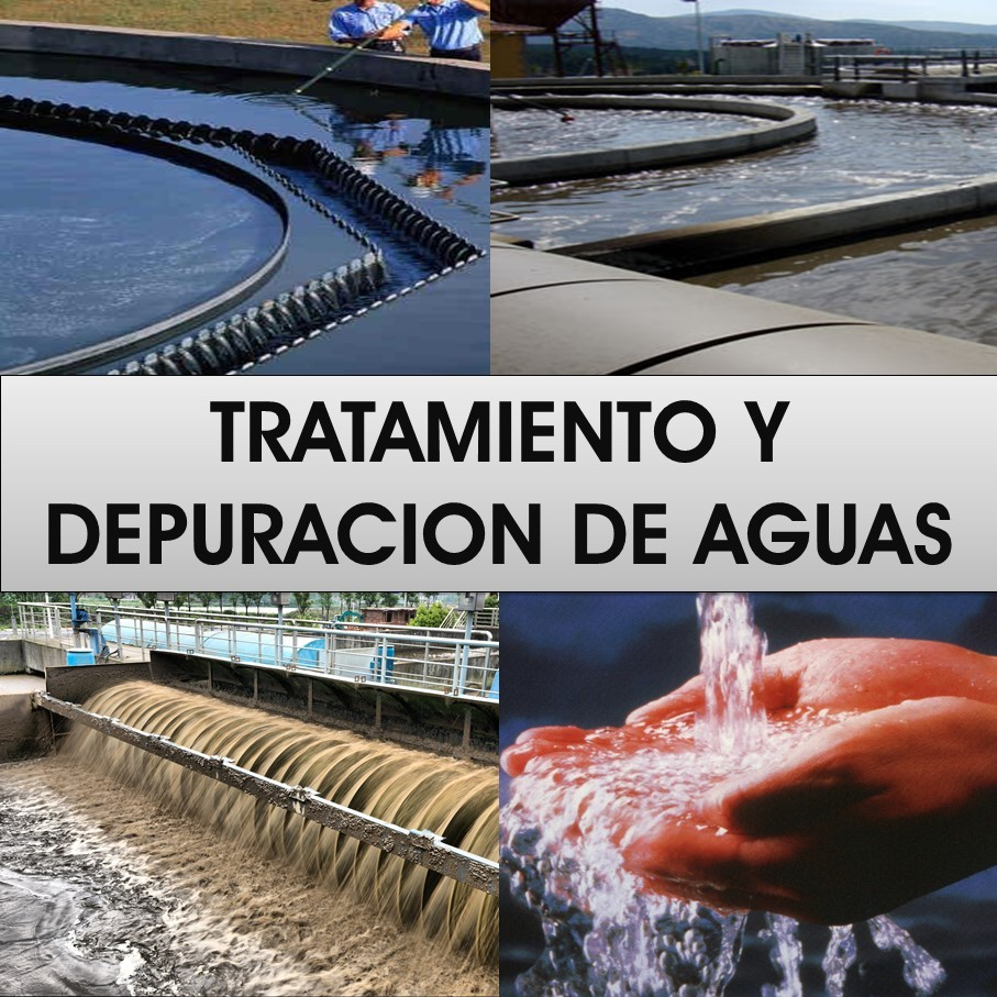 Tratamiento. Depuración y Reutilización de aguas