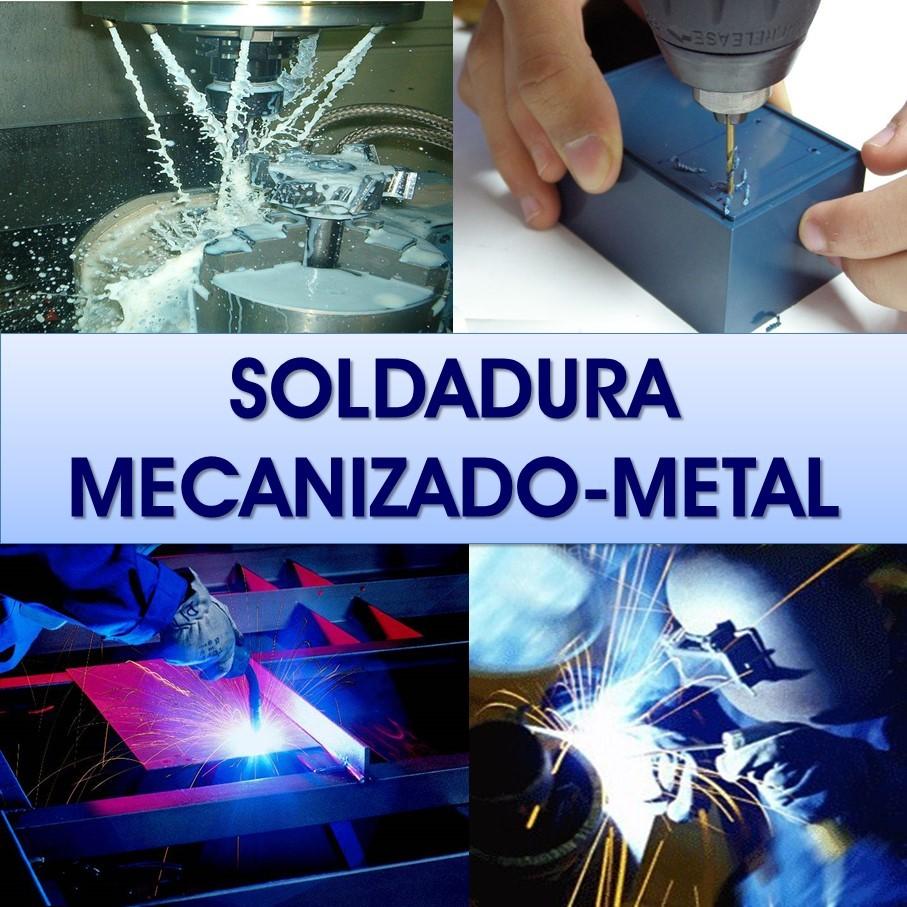 Soldadura, Fabricacion Mecanica, Metal, Transformación Industrial